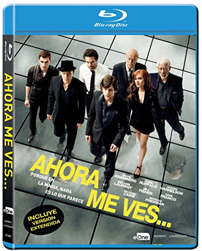 Ahora Me Ves.. Blu-Ray [Blu-ray]