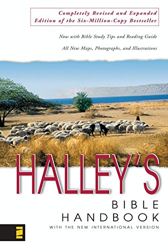 Halley's Bible Handbook with the New International Version: Completely Revised and Expanded Edition---Over 6 Million Copies Sold