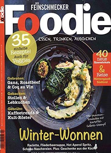 Der Feinschmecker Foodie 4/2019
