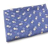 Stickerei Blumen Gänseblümchen Spitze Stoff Buntes Netz