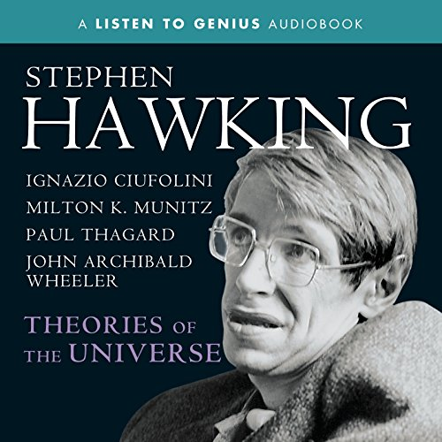 Theories of the Universe audiobook cover art