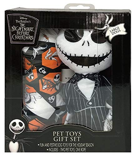 Nightmare Before Christmas Large Dog Toys