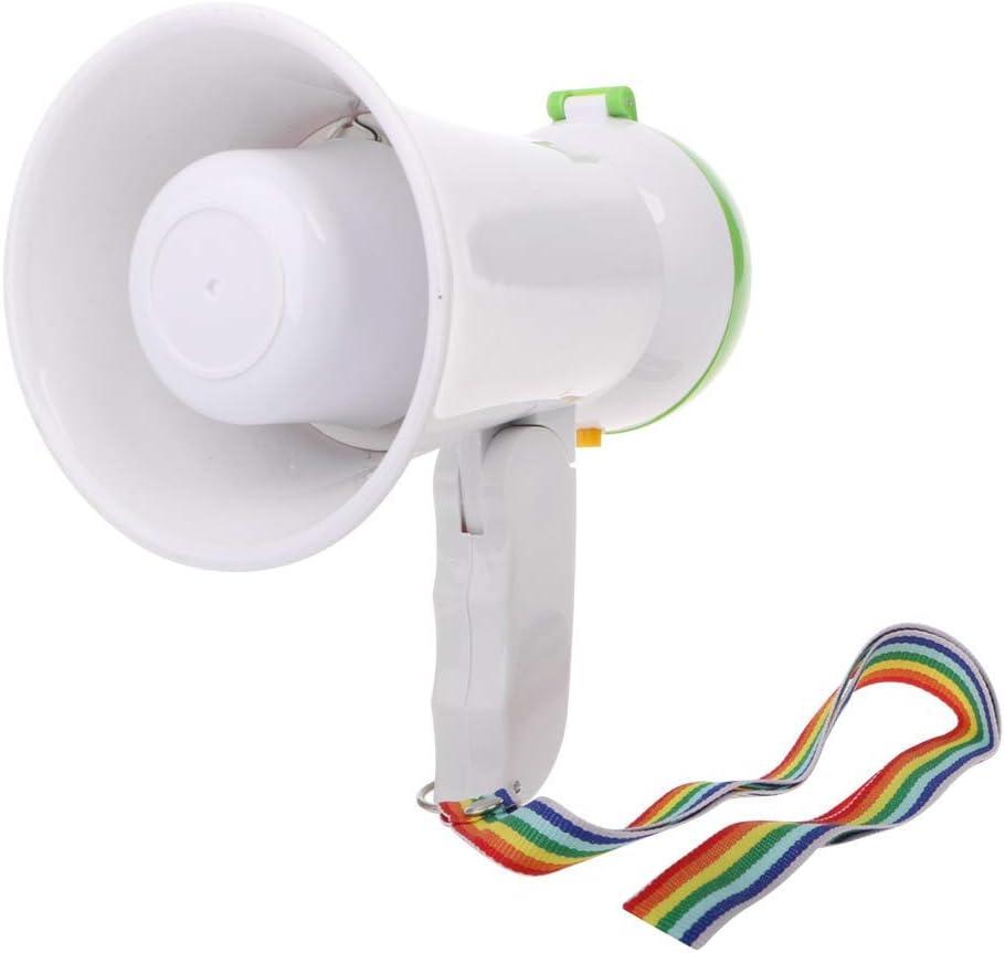 store Mini Handheld Megaphone Bullhorn Amplifier Max 67% OFF Loud Speaker