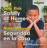 Safety at Home/Seguridad En La Casa (Bookworms: Safe Kids/Ninos Sequros (Bilingual)) (English and Spanish Edition)