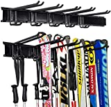 Ultrawall Ski Wall Rack, 5 Pairs of...