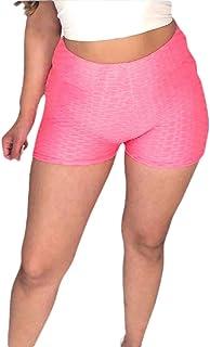 GAGA Women Tummy Control Fitness Workout Running Bike Yoga Short