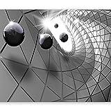 murando Fotomurales 350x256 cm XXL Papel pintado tejido no tejido Decoración de Pared decorativos Murales moderna Diseno Fotográfico Abstraccion a-B-0043-a-d