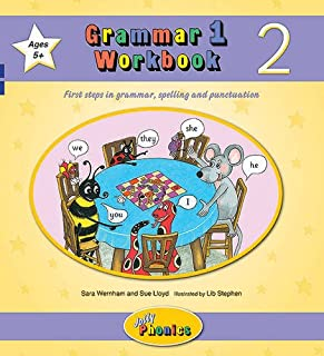 Grammar 1 Workbook 2book 6 (Grammar 1 Workbooks 1-6)