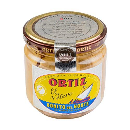Ortiz, Bonito atún en aceite de oliva Reserva Familia, 270 gr