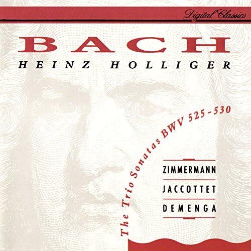 Heinz Holliger, Tabea Zimmermann, Christiane Jaccottet & Thomas Demenga