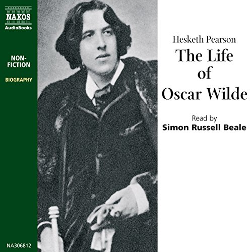 The Life of Oscar Wilde audiobook cover art