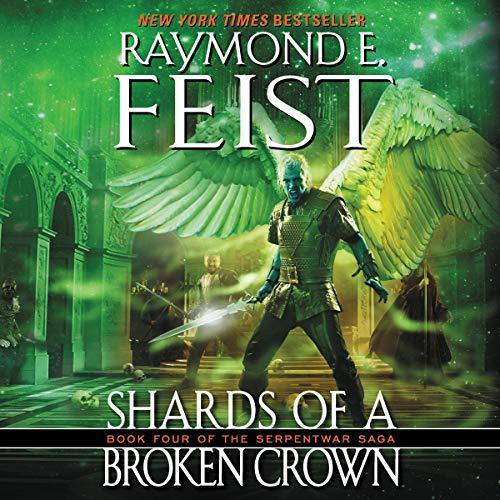 Shards of a Broken Crown audiobook cover art
