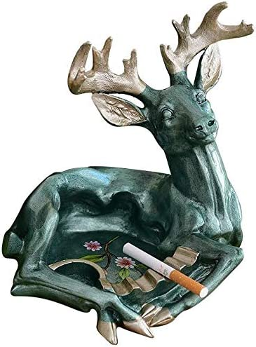 SEAL limited product Sculpture European Ashtray Retro Living Japan Maker New As Room Creative