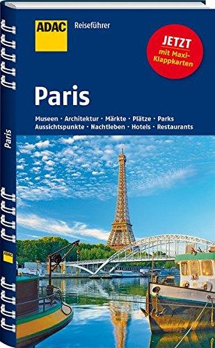 Preisvergleich Produktbild ADAC Reiseführer Paris