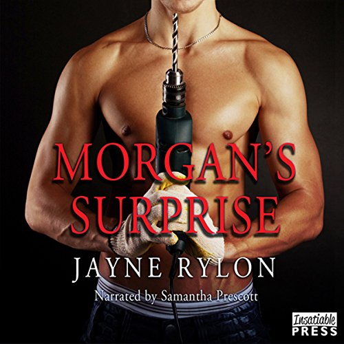 Morgan's Surprise audiobook cover art
