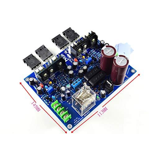 Q-BAIHE MX100 Verstärker Zweikanal-integriertes Board mit Lautsprecherschutz