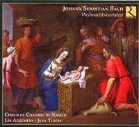 Bach: Weihnachtskantaten by Les Agremens (2009-10-13)
