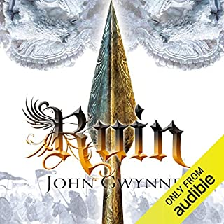 Ruin     The Fallen and the Faithful, Book 3              By:                                                                                                                                 John Gwynne                               Narrated by:                                                                                                                                 Damian Lynch                      Length: 28 hrs and 14 mins     315 ratings     Overall 4.7