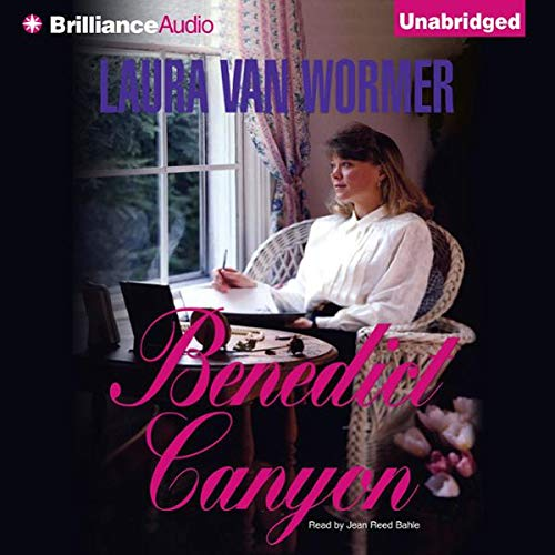 Benedict Canyon audiobook cover art