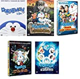 Doraemon - Nobita collection (5 film in DVD) Edizione...