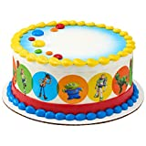 Toy Story Edible Cake Border - Set of 3 Strips
