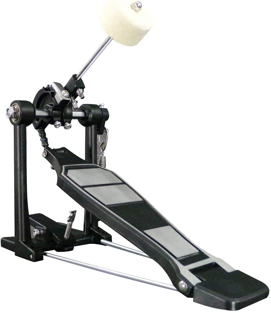 Foraineam NEW before selling ☆ Drum Kit Import Pedals Heavy Duty Single Bass Pedal