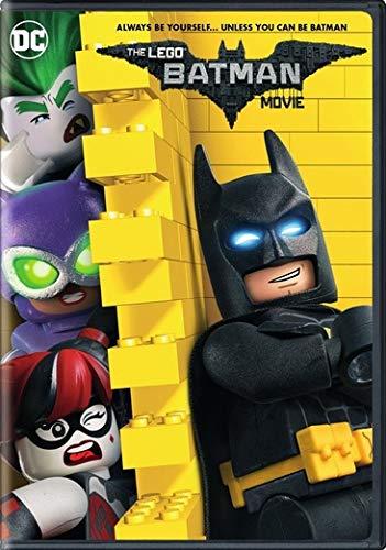 Lego Batman Movie, The (DVD)