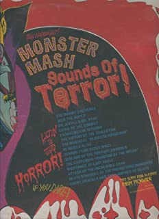 The Horror Hit! Monster Mash Sounds of Terror! The Mummy's Revenge Jack the Ripper Zombies Frankenstein