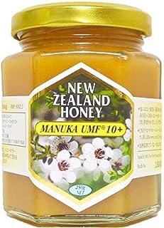 ハニーマザー マヌカハニー UMF10+ 250g 非加熱 100%純粋 ニュージーランド産 マヌカ蜂蜜