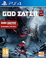God Eater 2: Rage Burst (Includes God Eater Resurrection) (PS4) (輸入版)