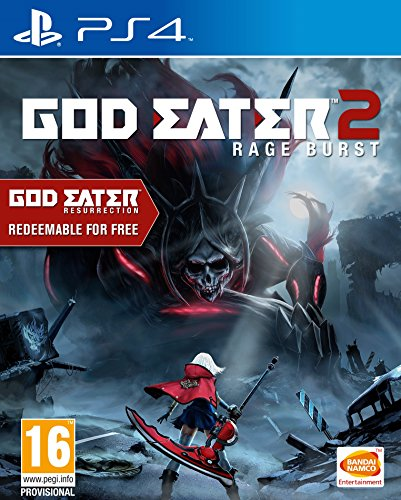 God Eater 2, Rage Burst + God Eater, Resurrection PS4