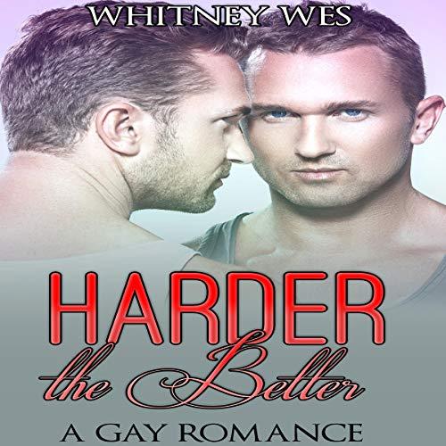 Harder the Better  audiobook cover art