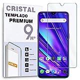 Protector de Pantalla para OPPO REALME 5 Pro, Cristal Vidrio Templado Premium