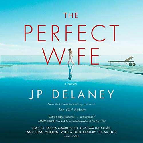 The Perfect Wife audiobook cover art