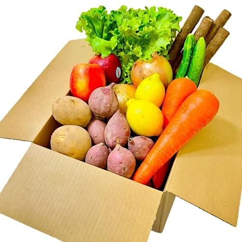 野菜セット 詰め合わせ 4kg~5kg 大容量 クール便 8品目以上