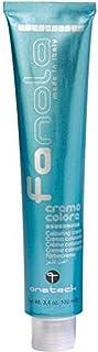 Fanola dye 12.7 Superaclarante blonde Platinum iridescent extra 100 mL - professional dye permanent coloring cream hair ha...
