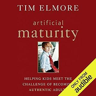 Artificial Maturity audiobook cover art
