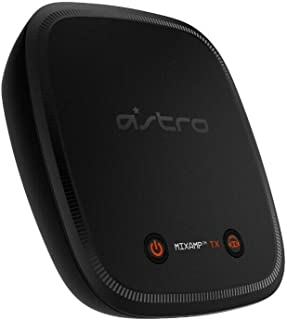 Astro Gaming MixAmp TXD Wireless Transmitter (for Astro A50 Gen 1/2 Headset) Black
