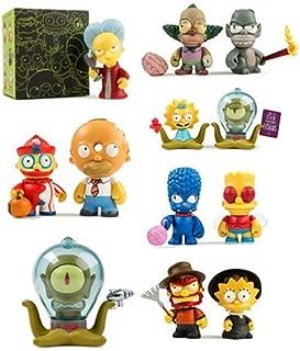 Simpsons Tree House of Horrors Mini-Figure Random 4-Pack