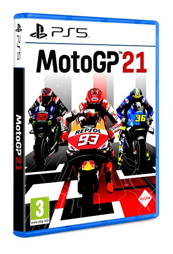 Videogioco Milestone Moto GP 21