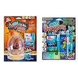 Aqua Dragons - Viaje Eggspress Al Periodo Jurásico Juguete Educativo, Multicolor, Color/Modelo Surtido + Dragón De Agua Mundo Submarino Juguete Educativo, Multicolor