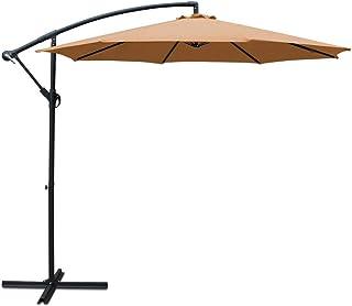 Instahut Beach Sun Outdoor Umbrella Shelters
