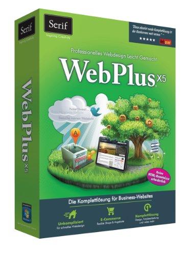 Serif WebPlus X5