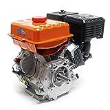 LIFAN 188F-C 25mm Benzinmotor, Schwerlastmotor mit 12,9PS für Rüttelplatten und Baumaschinen
