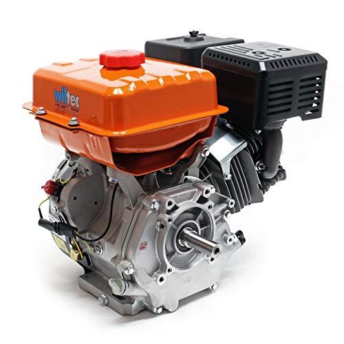 WilTec LIFAN 188F-C 25,4 mm Benzinemotor terugslag Starter 12,9 pk zware bosbouw trilplaat