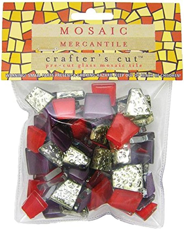 Mosaic Mercantile Jazz Mosaic Tile, 1 2Pound