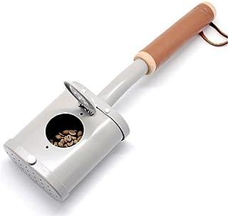 NUVO CC ECOハンディロースター機 ホームコーヒーロスティング機 原木 天然革 アルミニウム ステンレススチール セラミックコーティング 海外直送品 (Eco Ceramic Coating Handy Roaster Coffee R...