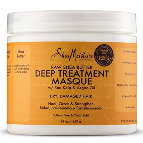 SheaMoisture Raw Shea Butter Deep Treatment Masque | Family...