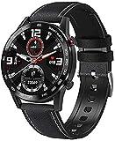 Reloj inteligente G21 Moda Mujer Hombres s Smartwatch Frecuencia Cardíaca Seguimiento IP68 Impermeable Reloj Deportivo (Para Ios Android)-B-D