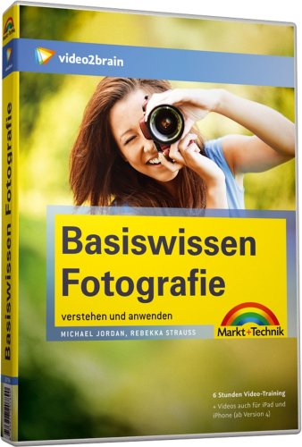 Basiswissen Fotografie - Videotraining (PC+MAC+Linux) [import allemand]